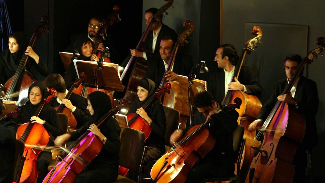 music iran AP