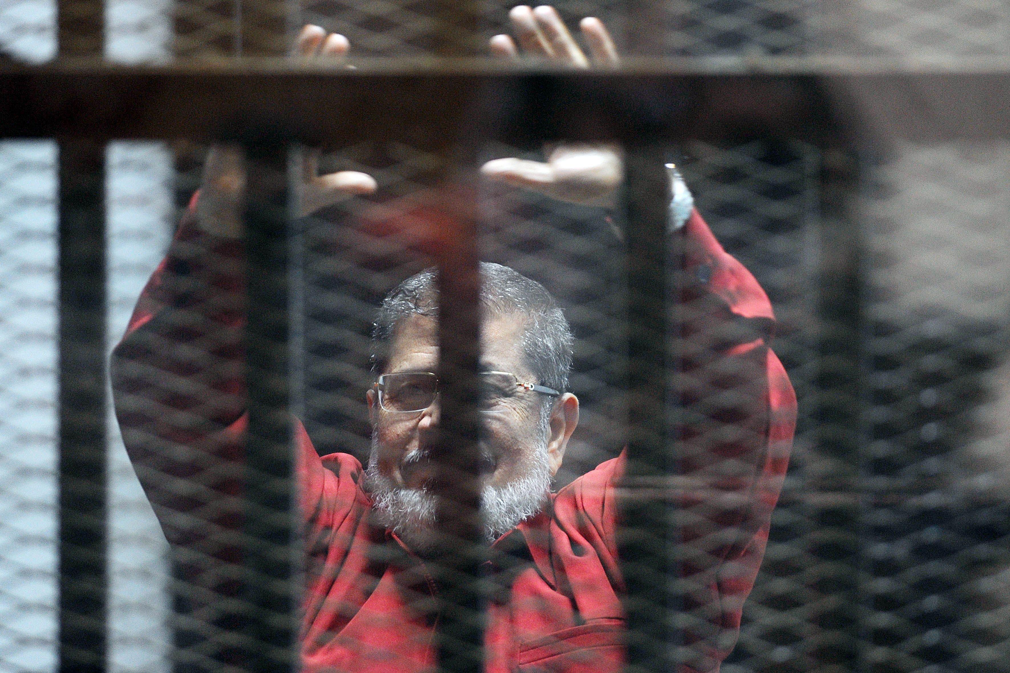 Mursi AFP