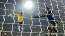 Without Neymar, Brazil beats Venezuela 2-1 to reach last eight