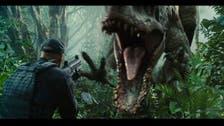 'Jurassic World' bites into box office, snapping Pixar streak