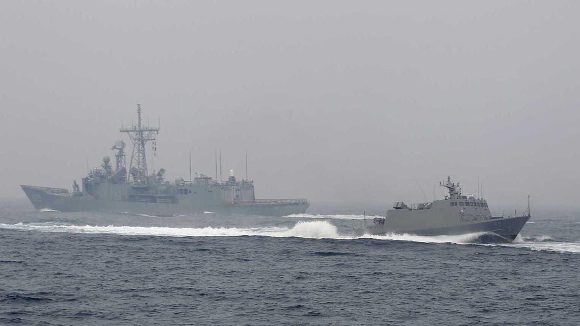 Fast Missile navy vessels - Reuters Egypt