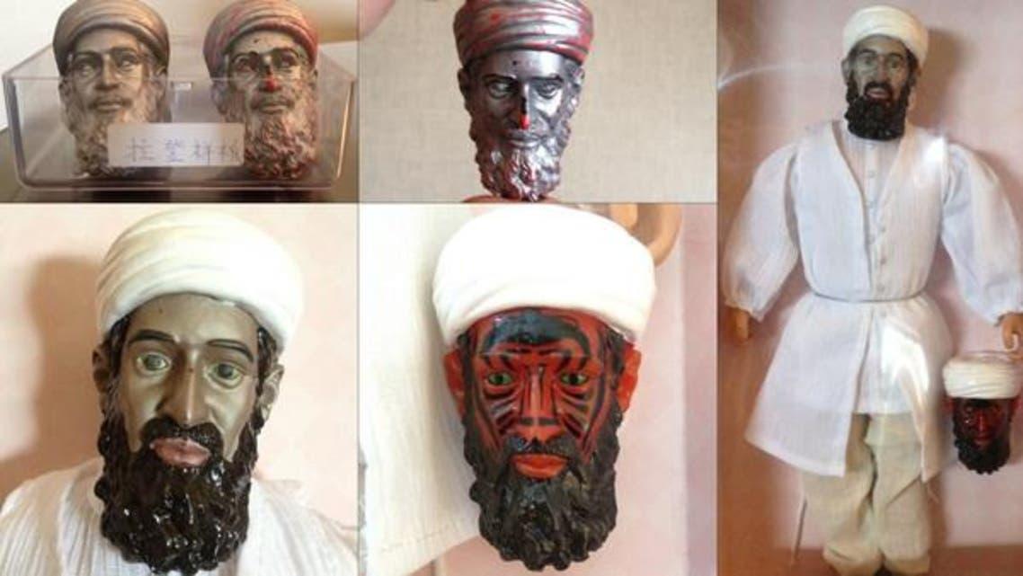 The CIA developed three prototypes of an Osama bin Laden action figure doll in 2006. (Photo courtesy: Adam Goldman/The Washington Post)