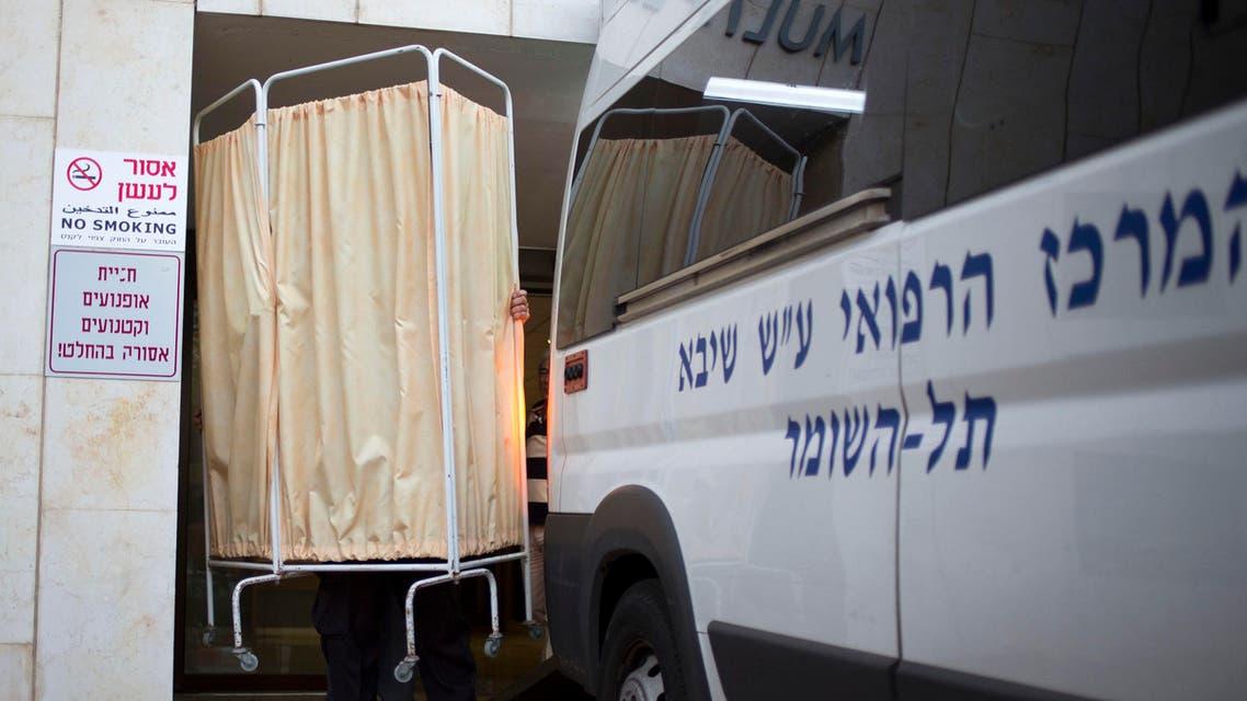israeli ambulance
