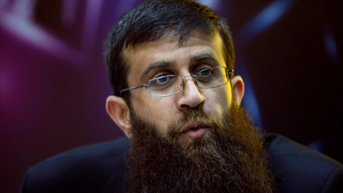 Khader Adnan has been held by Israel without charges for almost a year. (File: AP)