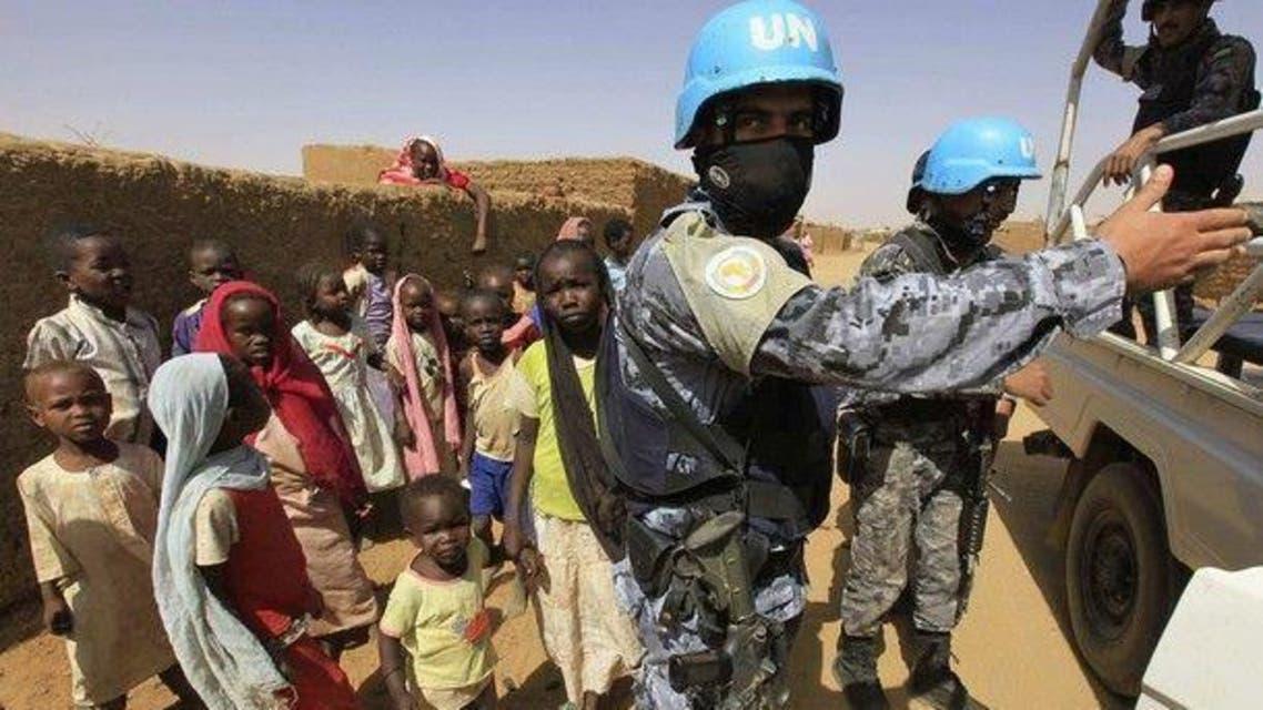 قوات الأمم المتحدة لحفظ السلام في مالي