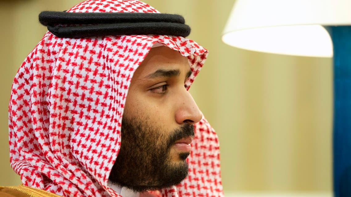 Saudi Deputy Crown Prince AP