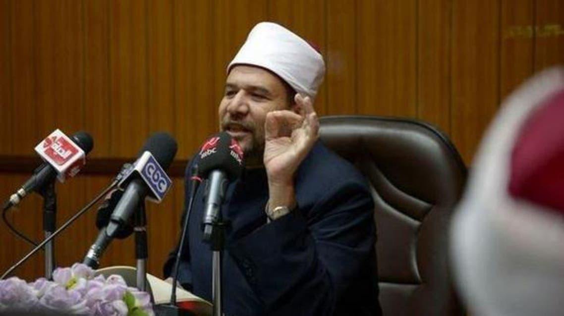Mohamed Mokhtar Gomaa said all mosques around Egypt must provide a list of their library's contents for inspection. Al Masry Al Youm