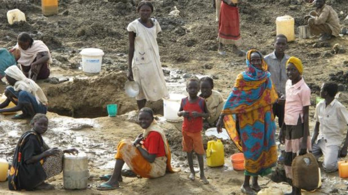 30 ألفاً من جنوب السودان هربوا من الحرب