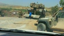 إسرائيل تقصف المدفعية السورية في الجولان المحتل