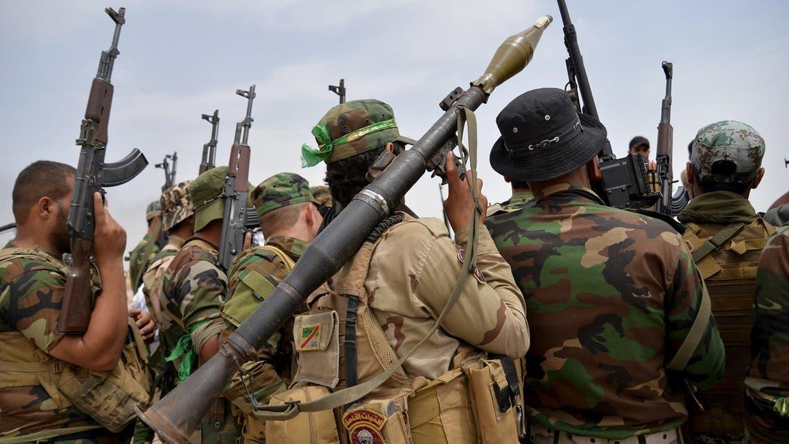 baiji iraq