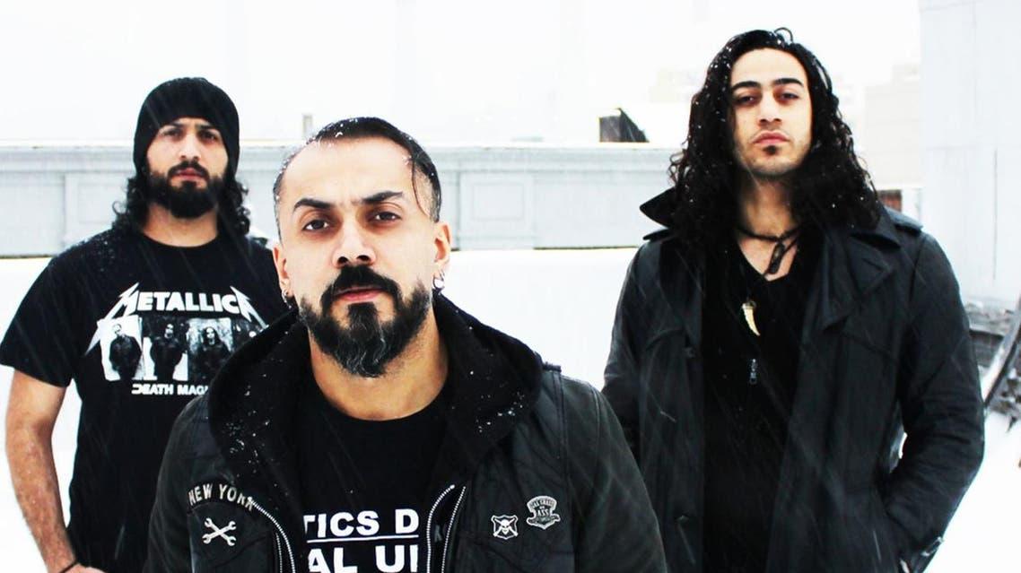 Iraq band -