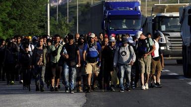 فرنسا: باريس ولندن ستوقعان الخميس اتفاقاً حول المهاجرين
