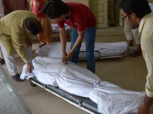 1000 قتيل بسبب موجة الحر في باكستان