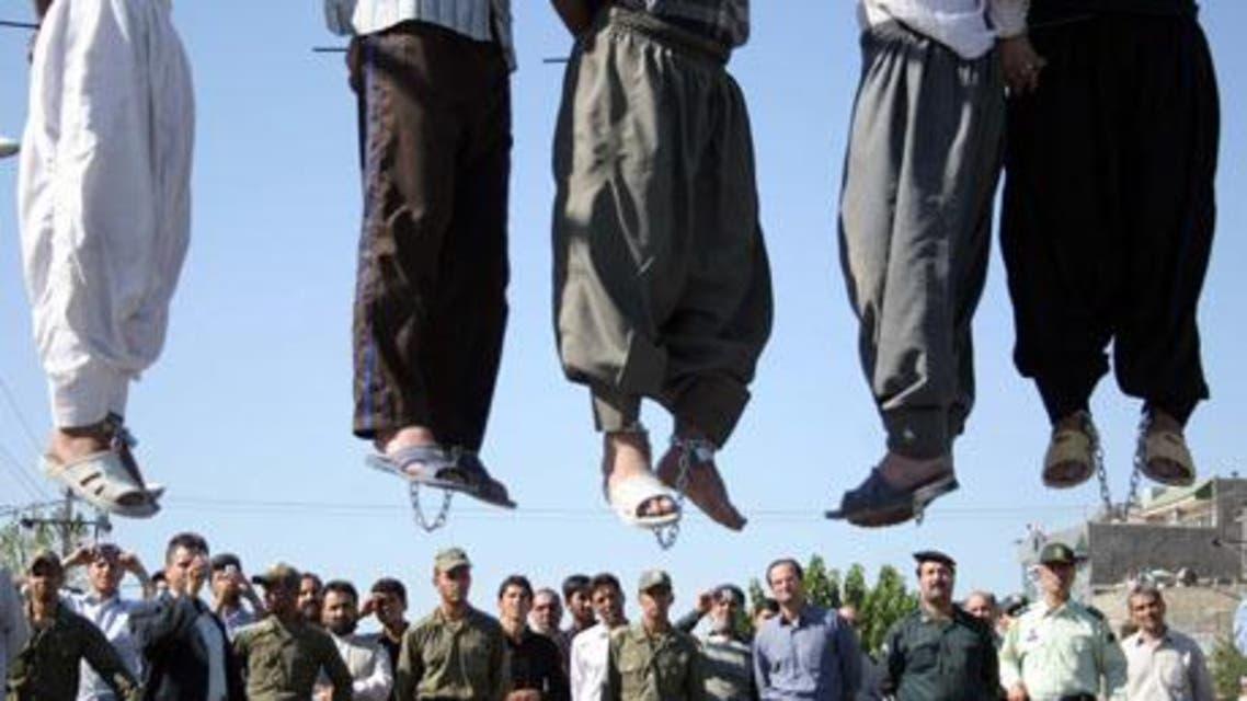 اعدام ايران حقوق الانسان