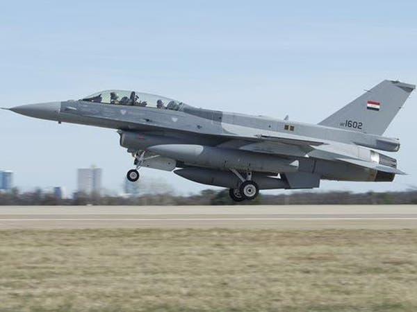"""العراق يتسلم الدفعة الأولى من مقاتلات """"إف 16"""" الأميركية"""