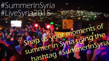 Online users hijack Assad's #SummerinSyria campaign