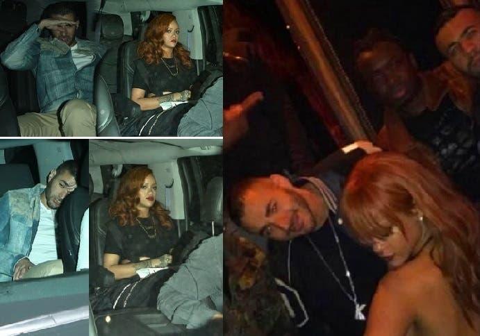 بنزيما رقص حتى الفجر مع المغنية في النادي الليلي بنيويورك وفي لقاء آخر كانا في سيارة أقلتهما معا