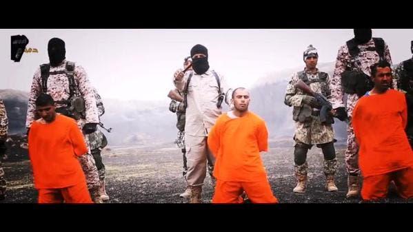 داعش يقطع رأس 12 عنصرا من جيش الإسلام في الغوطة بسوريا