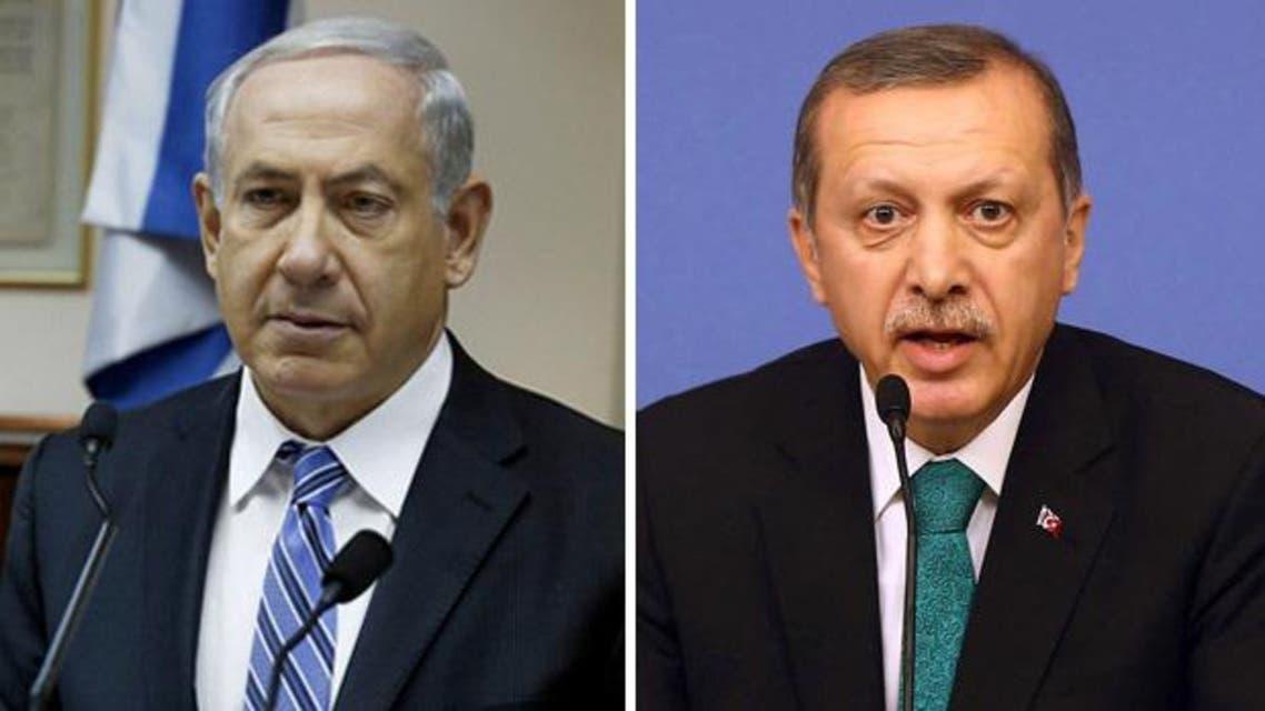 تركيا اسرائيل
