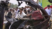 Italy arrests man accused of Peshawar blast
