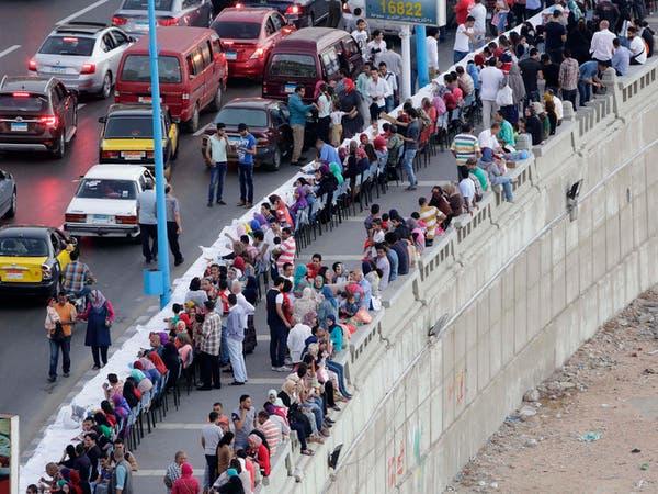 مصر تدخل موسوعة غينيس بأطول مائدة طعام في العالم