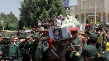 إيران.. وفاة ضابط أصيب بمعارك اللاذقية في سوريا