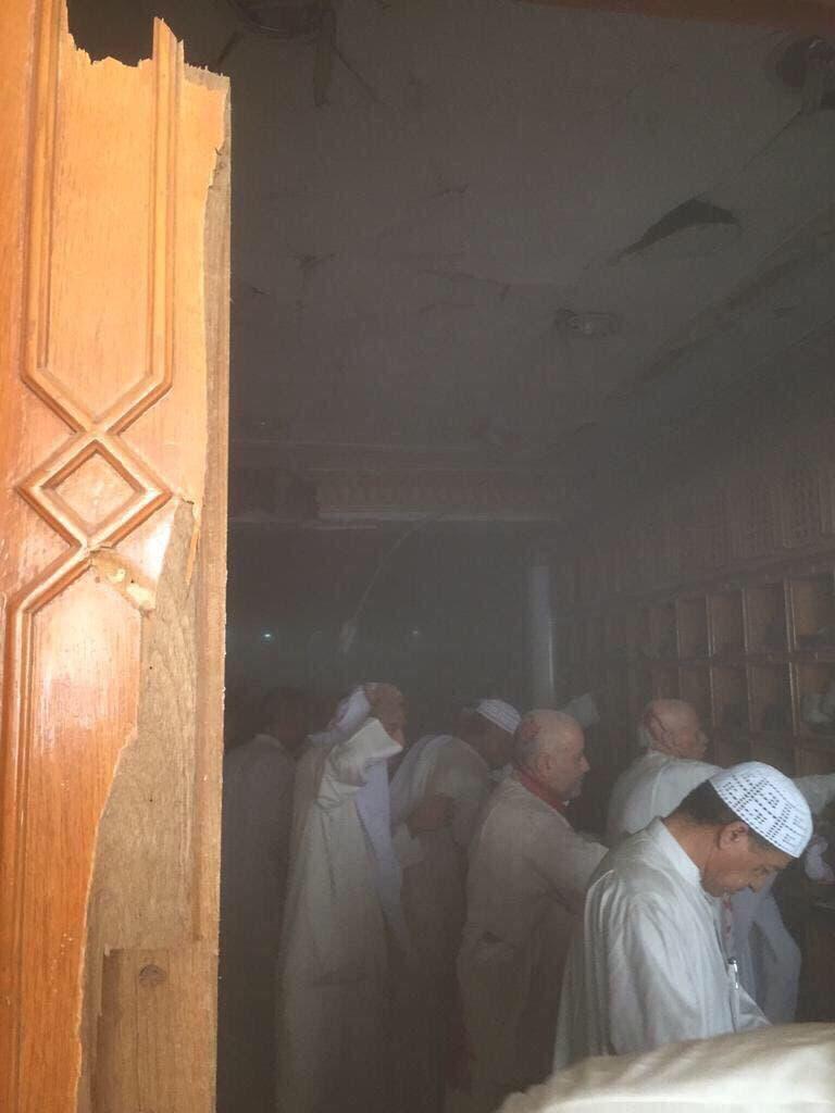 تفجير مسجد الامام الصادق في منطقة الصوابر بالكويت