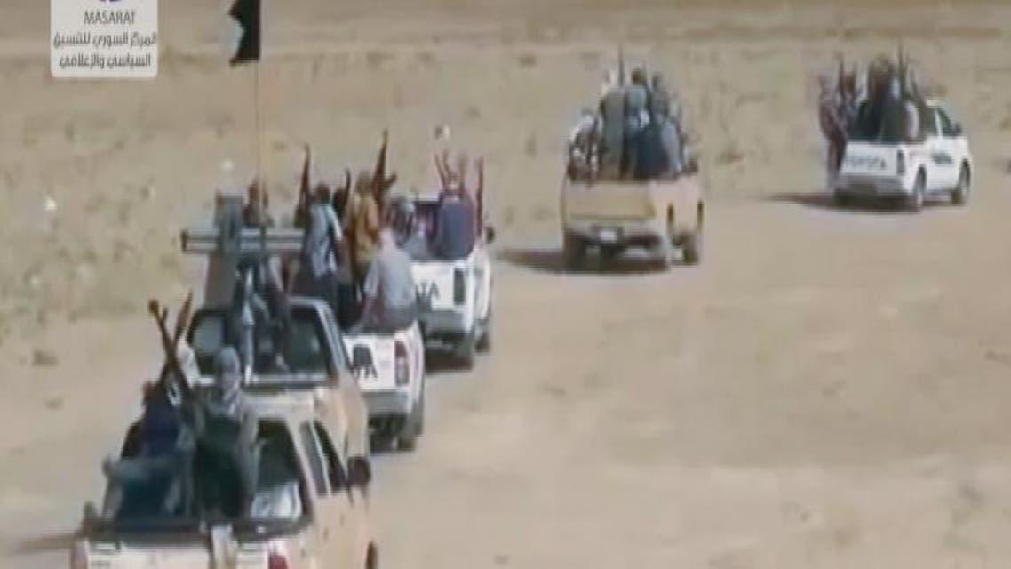 THUMBNAIL_ تنظيم داعش سيطر على ثلاثة أحياء من الحسكة