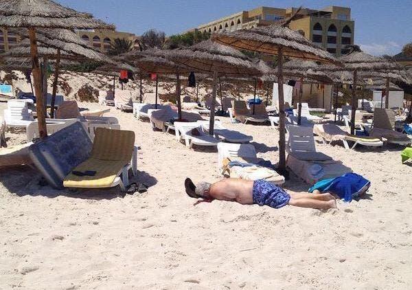 هجوم فندق تونس