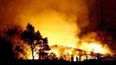 إجلاء آلاف الأشخاص في إسبانيا بسبب حرائق الغابات