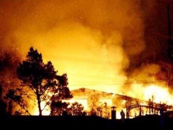 تمديد حالة الطوارئ غرب كندا بسبب حرائق الغابات