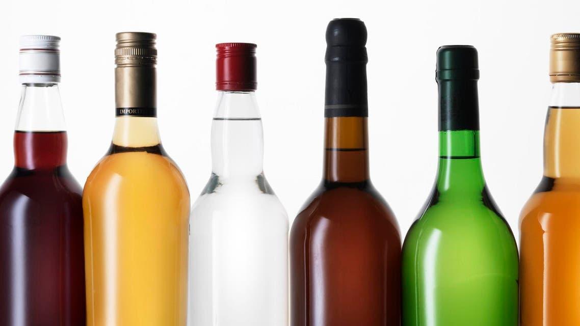 liquor shutterstock