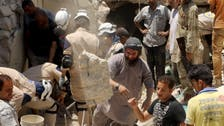 Syrian rescue expert urges U.N. to stop barrel bomb attacks