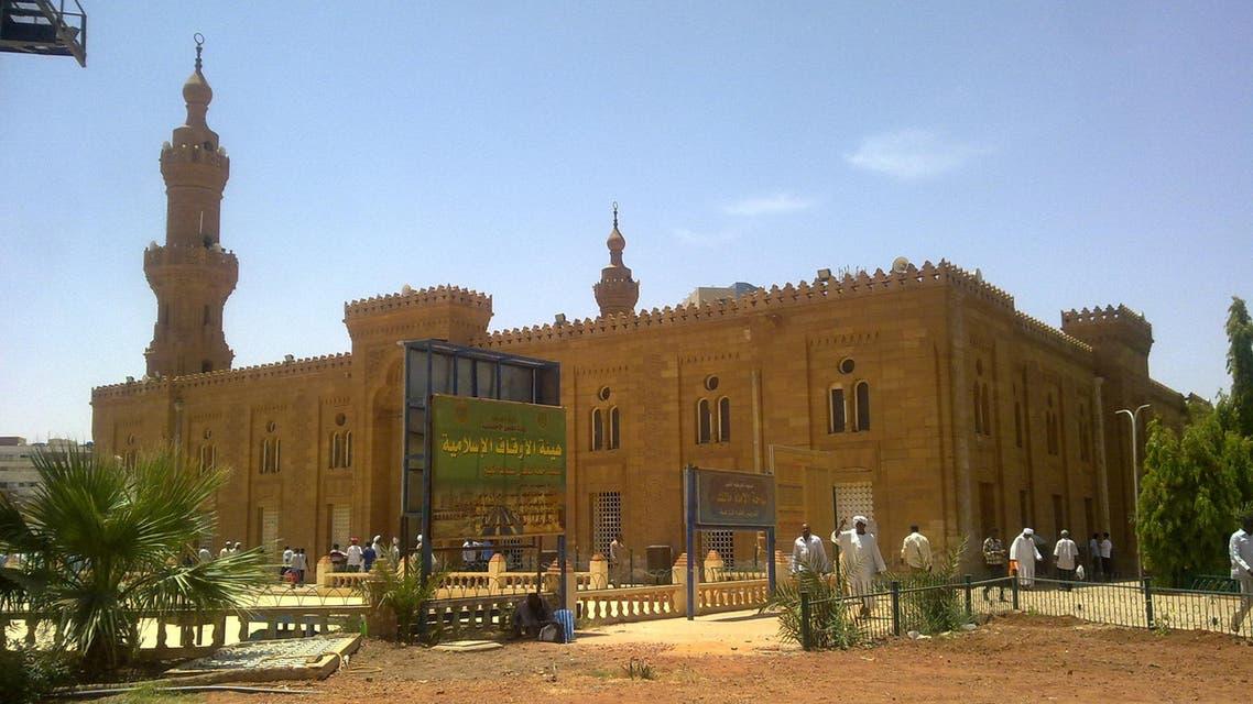مسجد في الخرطوم (لقطة تعبيرية)