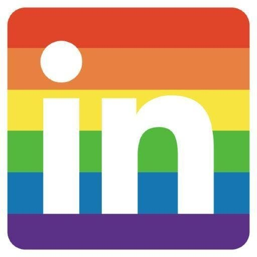LinkedIn marriage equality LGBT