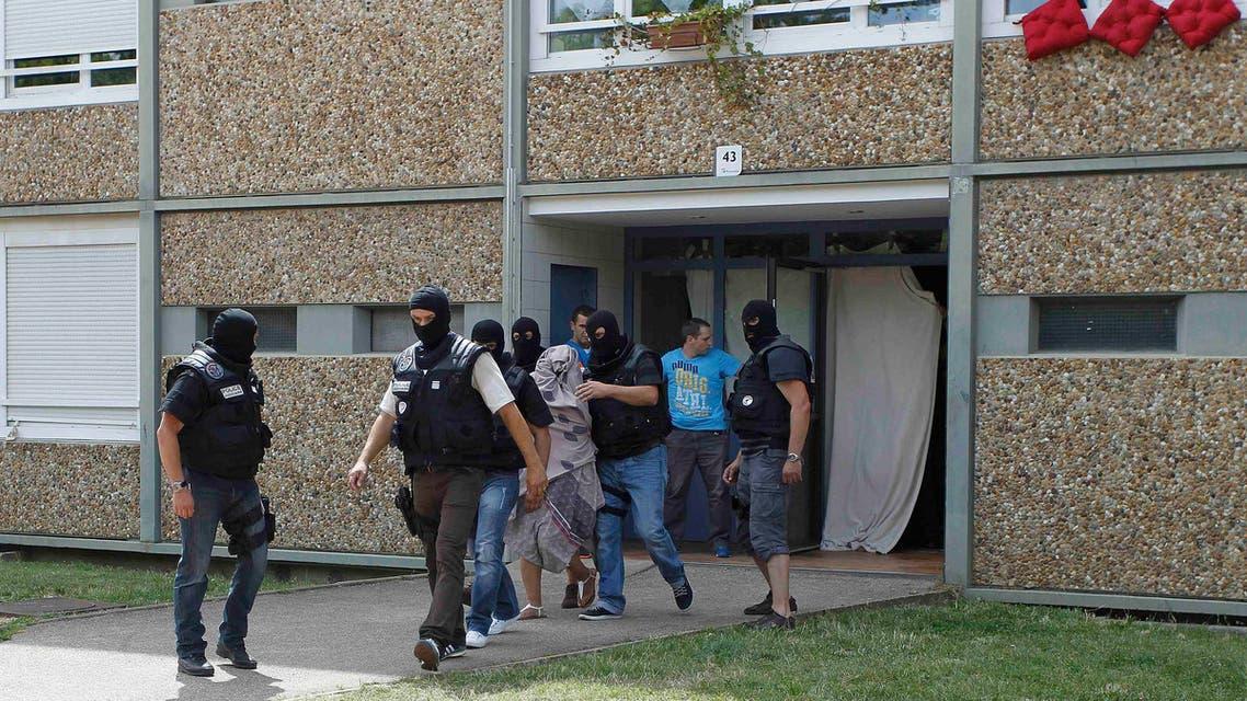 اعتقال فرنسا