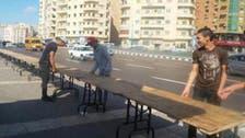 Alexandria breaks world record for longest Ramadan charity table
