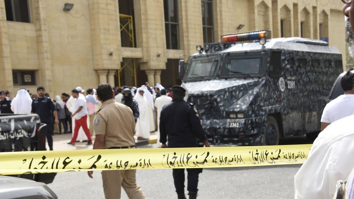 الكويت هجوم الصوابر