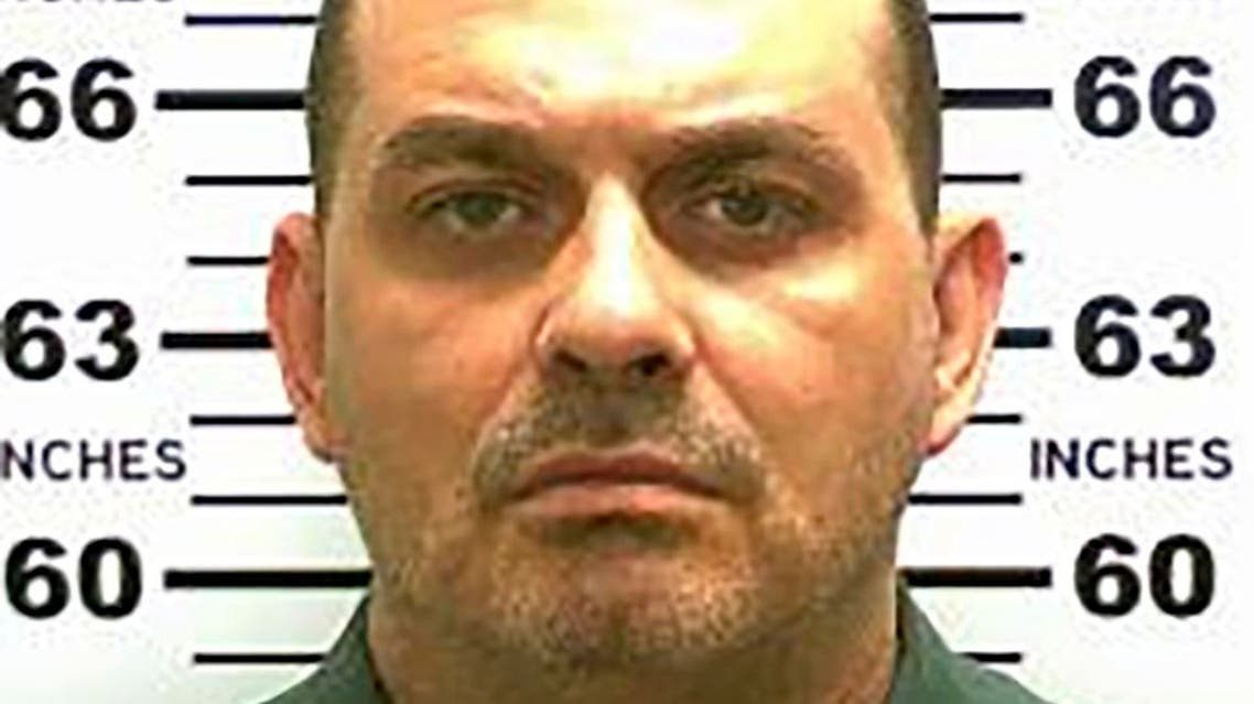 Escaped convict Richard Matt is pictured in a handout photo released by the New York State Police. (File: Reuters)