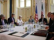 """كيري وظريف: مازال هناك """"عمل شاق"""" للتوصل إلى اتفاق نووي"""