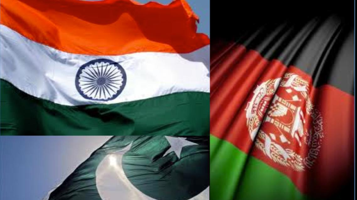 پرچم هند-پاک- افغان