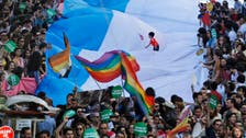 Turkish police use water cannon to disperse gay pride parade