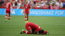 Canadian dreams end in nightmare loss to England