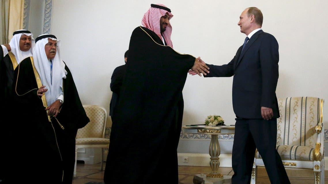 saudi russia