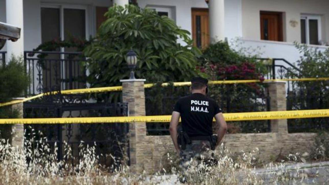 ammonium plot - Chypre Reuters