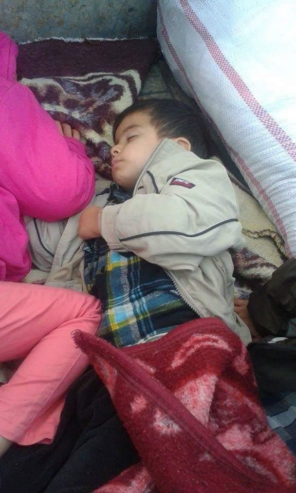 (Photo courtesy: Sinjar Crisis Group)