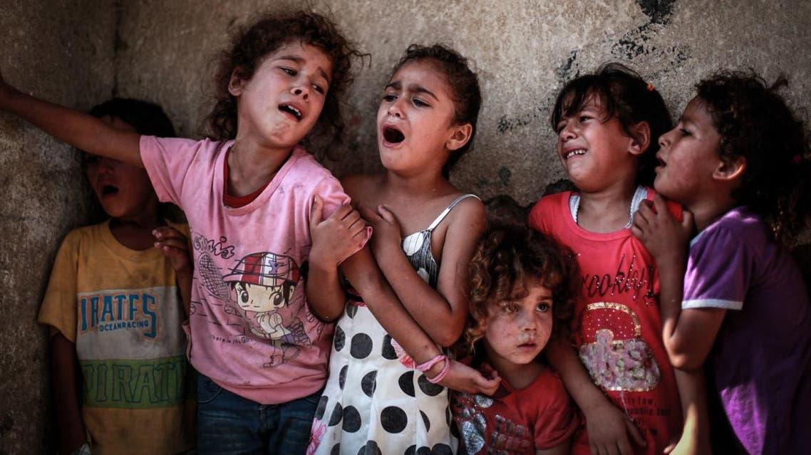 أطفال الحروب