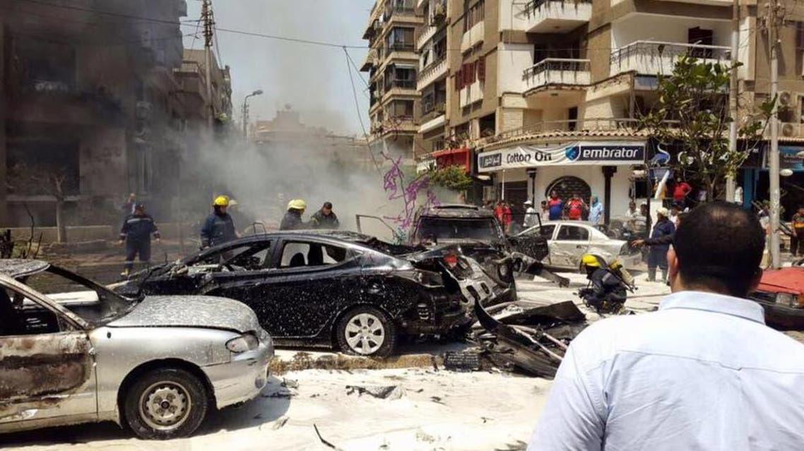 اغتيال النائب العام المصري بسيارة مفخخة