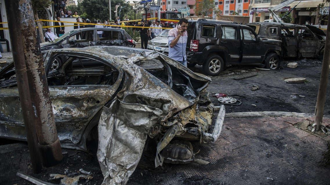 egypt prosecutor bomb