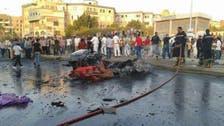 #مصر.. مقتل 3 بانفجار سيارة تحمل عبوات ناسفة
